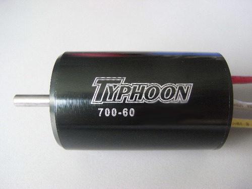 HET Typhoon Motoren 700-60er Klasse