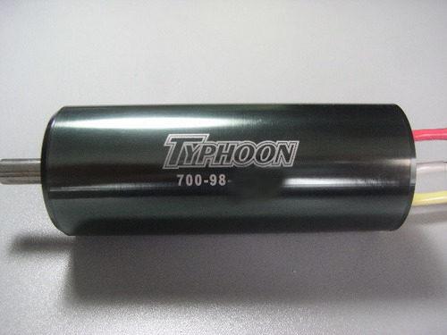 HET Typhoon Motoren 700-98er Klasse
