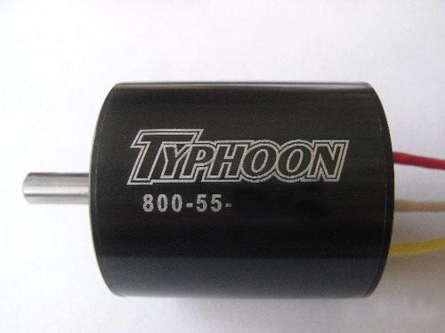 HET Typhoon Motoren 800-55er Klasse