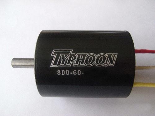 HET Typhoon Motoren 800-60er Klasse