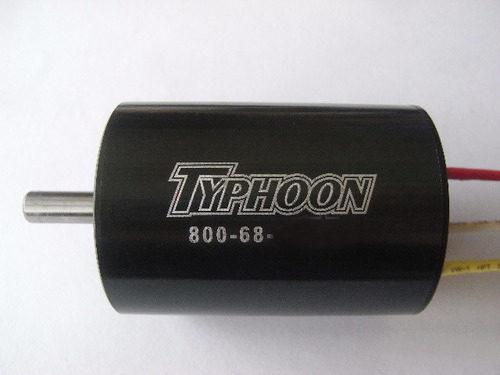 HET Typhoon Motoren 800-68er Klasse