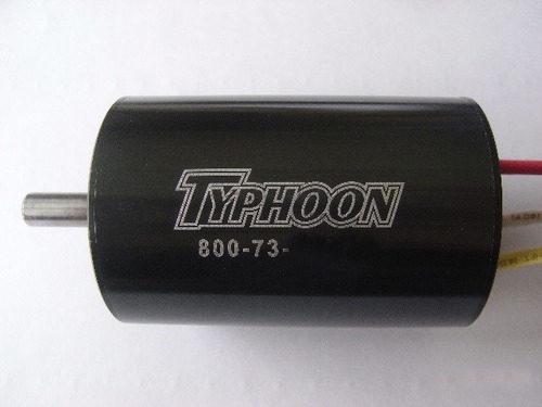 HET Typhoon Motoren 800-73er Klasse