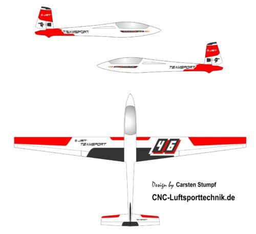 Swift Dekor Team Sport Rot