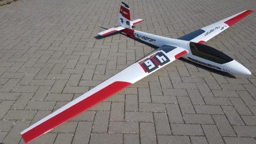 Swift S-1 Tomahawk weiß