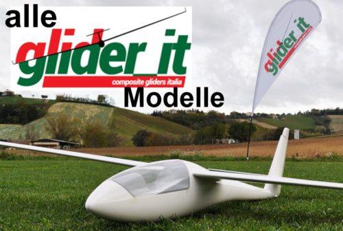 """Alle """"Glider-IT"""" Modelle"""