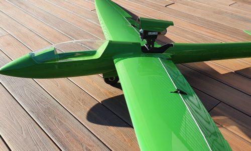 Stingray - Composite RC Gliders