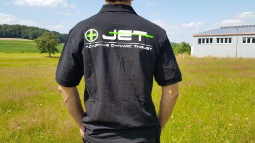 +Jet Polo-Shirt